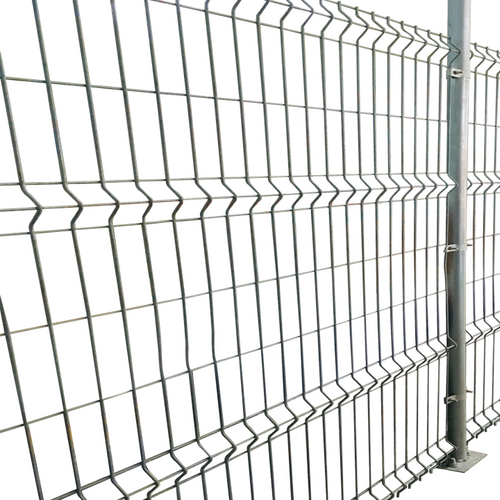 Hot Dipped Galvanized Iron Fencing 2.2m x 2.4m