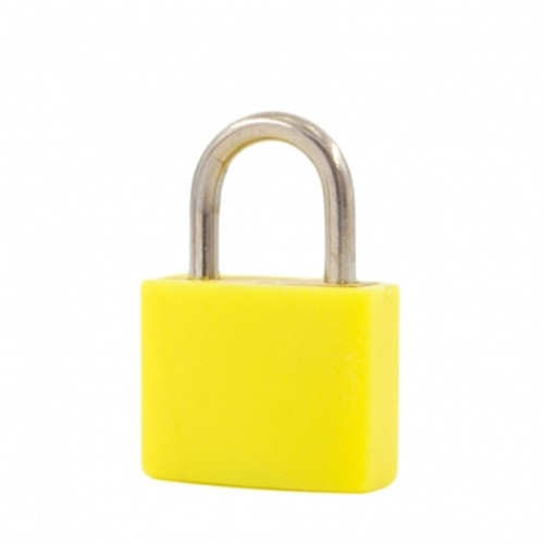 Good Home TKX 2pcs Brass Padlock with Plastic Cover 20mm