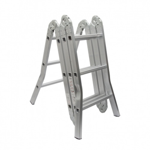 Good Home Big Hinge 4 x 3 steps Multi-purpose Ladder AY-803