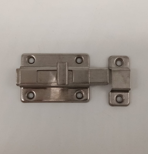 778 S/Steel Square Bolt 2""