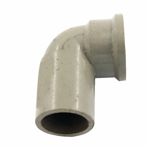 "PVC Fittings P/T Elbow 3/4"" BS4346"