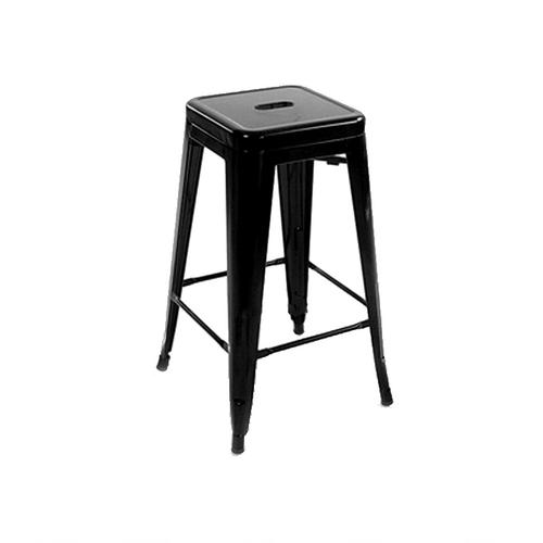 Metal Chair 61cm Black