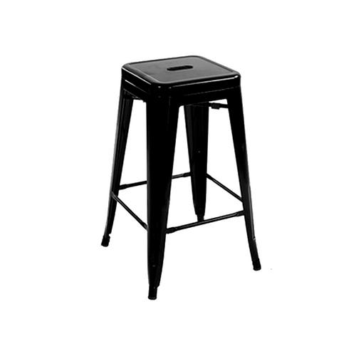 Metal Chair 76cm Black