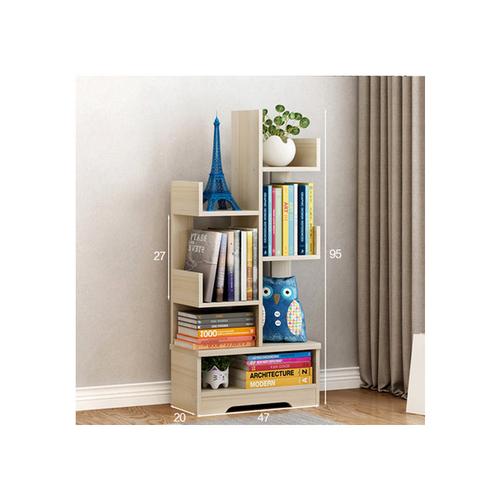 Floor-Standing Bookshelf 4LVL