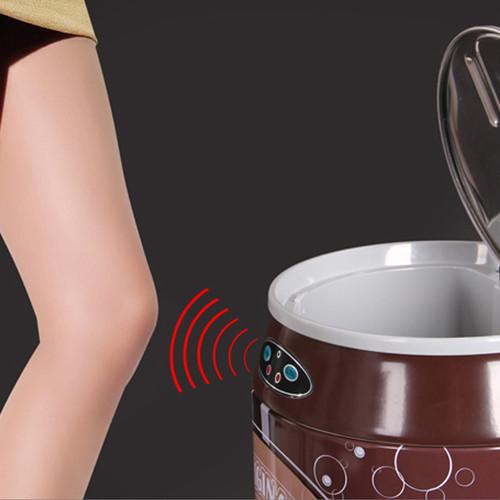 Intelligent Induction Trash Bin 30L