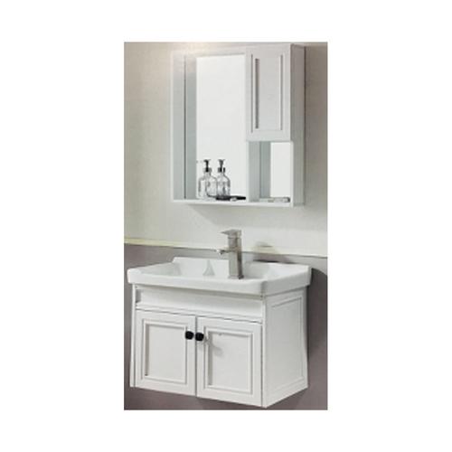 Bathroom Cabinet C/W Mirror A09