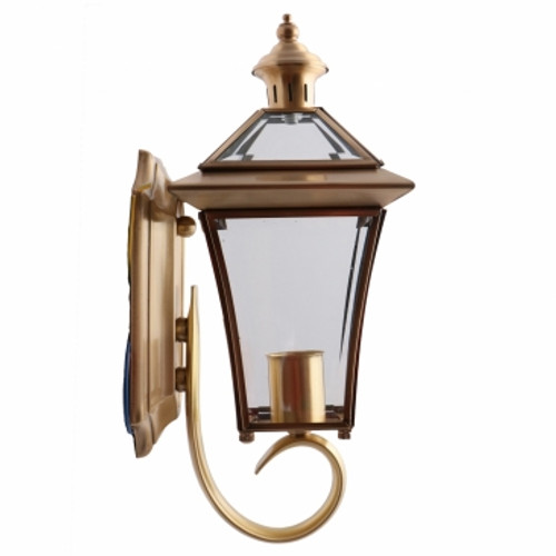 Hong Ming Brass Wall Lighting 7002