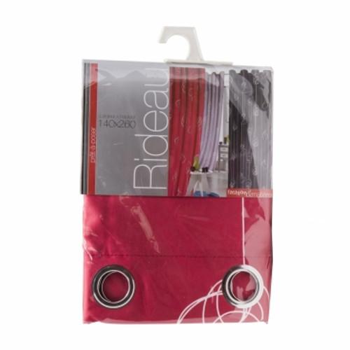 BoLan Curtain 300D HT-1 - Red 140cm x 260cm