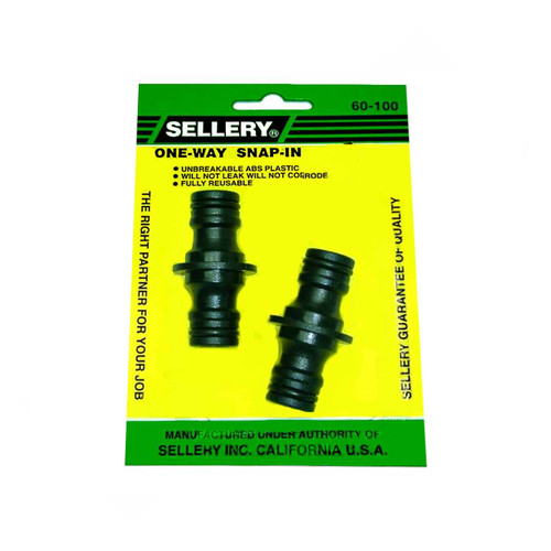 Sellery 60-100 One Way Snap In Coupling