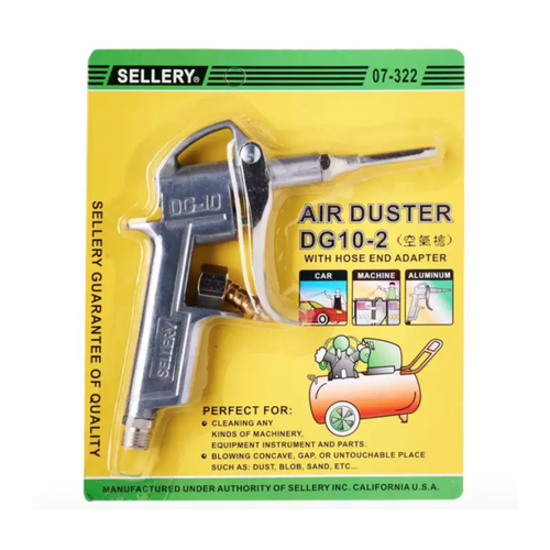 Sellery 07-322 air duster dg-10-2 (3cm tapered nozzle)