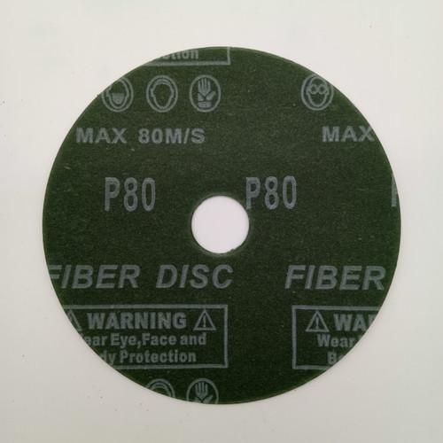 """AA Fibre Disc (Red) 4"""" #80"""