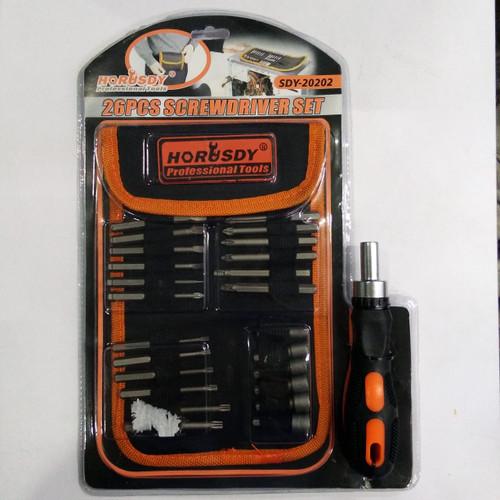 Horusdy 26pcs screw driver HRS-20202
