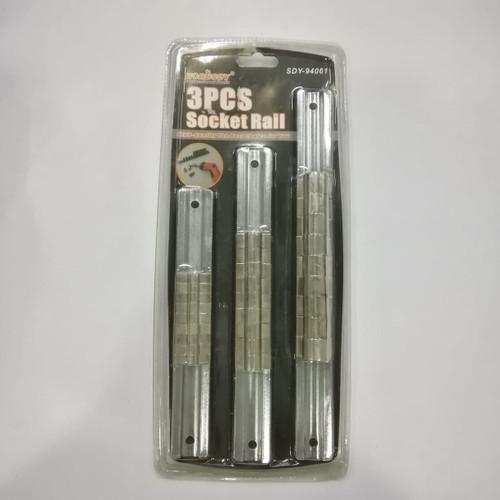 Horusdy 3pcs socket rails SDY-94061