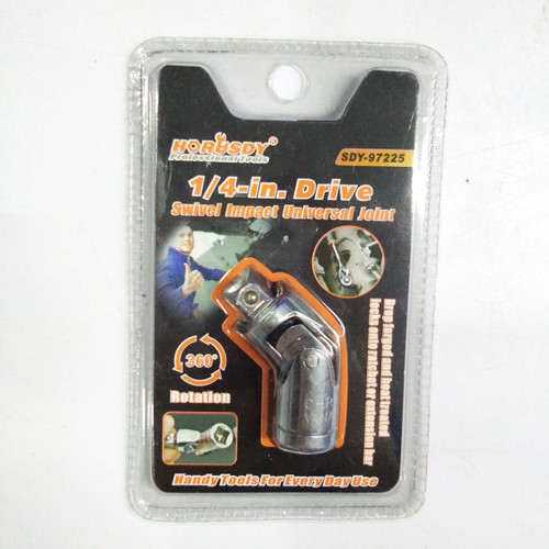 """Horusdy universal joint 1/4"""" drive in SDY-97225"""