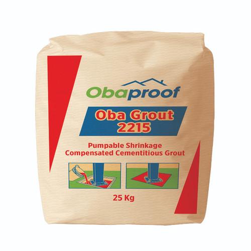 Obaproof Grout 2215 25kg