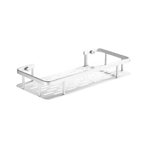 Aluminium rectangle shelf 31.5cm x 14cm x 5cm