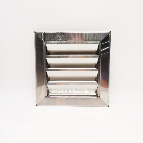 150 mm 304 Stainless Steel Lourver