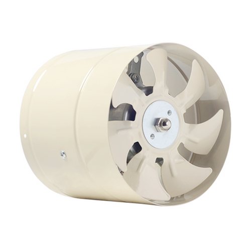 150mm Exhaust Fan (White )