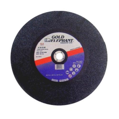 "Gold elephant cutting disc 14"" x 3mm"