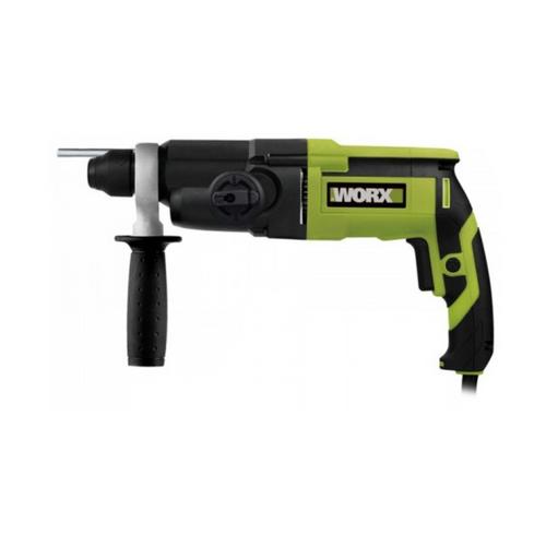 Worx WU340P 800W 3F rotary hammer