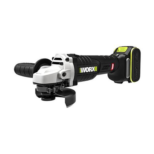 Worx WU808 20V Li-ON brushless angle grinder