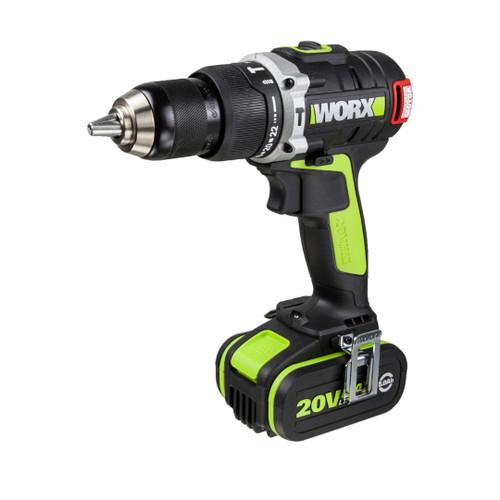 Worx WU189.2 20V Li-ON brushless impact drill