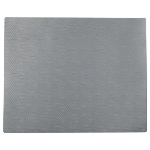 IKEA SLIRA Place mat, grey, 36x29 cm