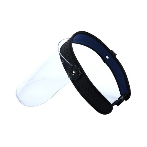 Adjustable Plastic Face Shield #Clear