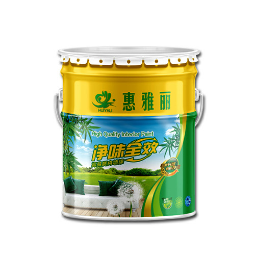 Huiyali Interior White Paint 20Kg