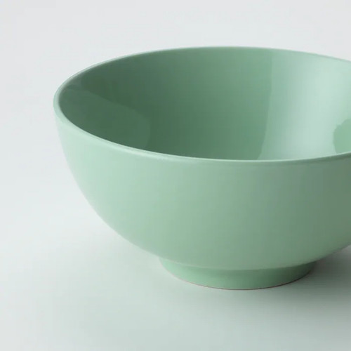 IKEA FÄRGRIK Rice bowl, light green, 12 cm
