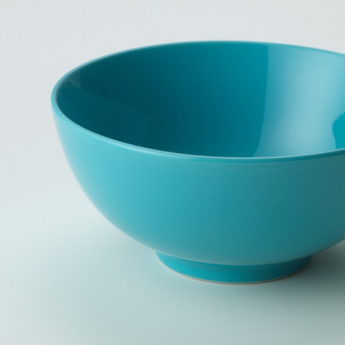 IKEA FÄRGRIK Rice bowl, turquoise, 12 cm