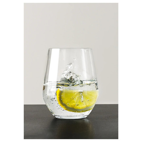 IKEA IVRIG Glass, clear glass, 45 cl