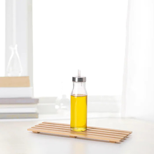 IKEA BURKEN Oil/vinegar bottle, 20 cl
