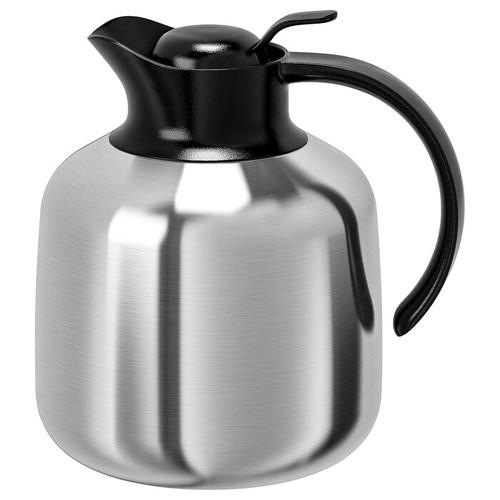 IKEA SLUKA Vacuum flask, stainless steel, 1.8 l