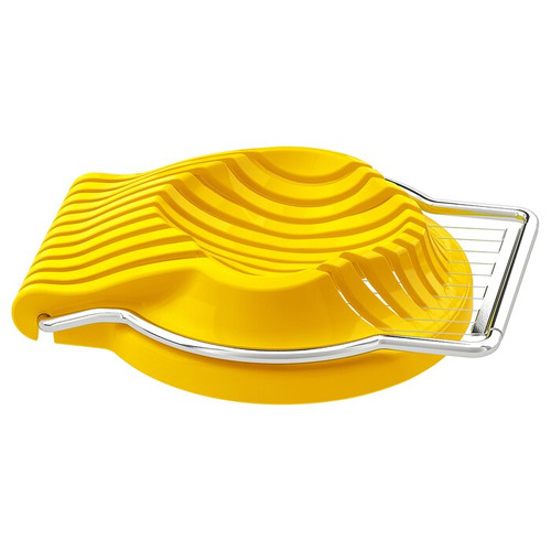 IKEA SLÄT Egg slicer, yellow