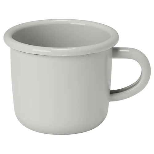IKEA IKEA EGENDOM Mug, light grey, 36 cl