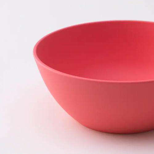 IKEA TALRIKA Bowl, light red, 14 cm