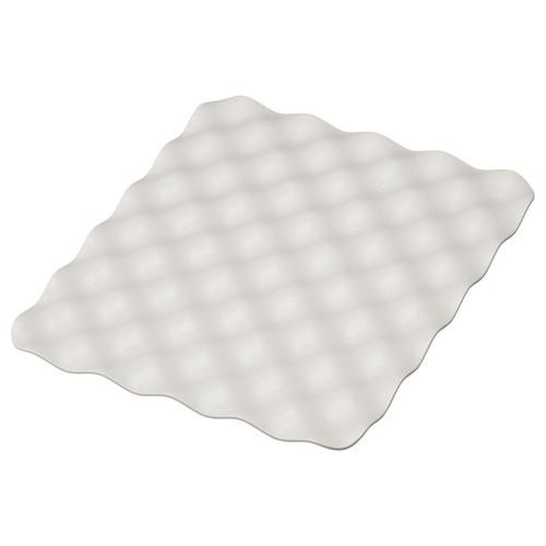 IKEA GRUNDVATTNET Mat, grey, 26x32 cm