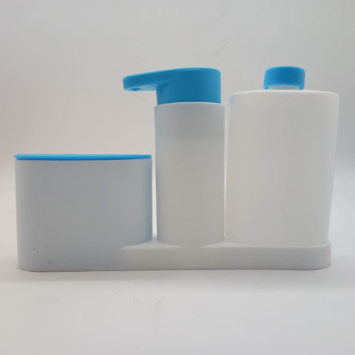 3pcs soap dispenser
