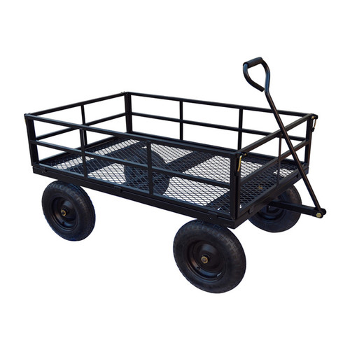 Black Trolley Car 250 kg