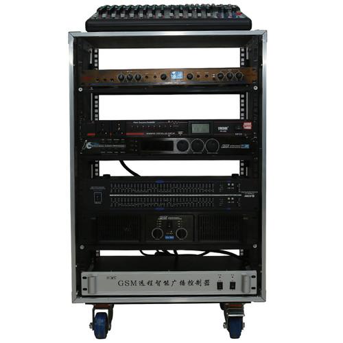 Amplified Storage Box System