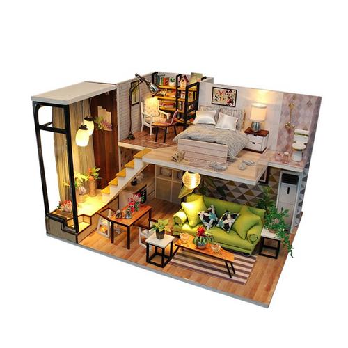 3D House Model (Europe)