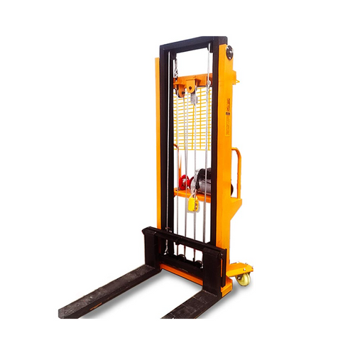Electric Forklift 4m 1ton