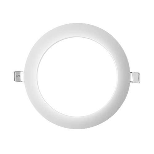 Master-II round slim recessed 12W LED panel downlight daylight
