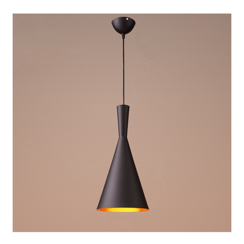 Cone Pendant Light D5013-C 19cm D.Purple