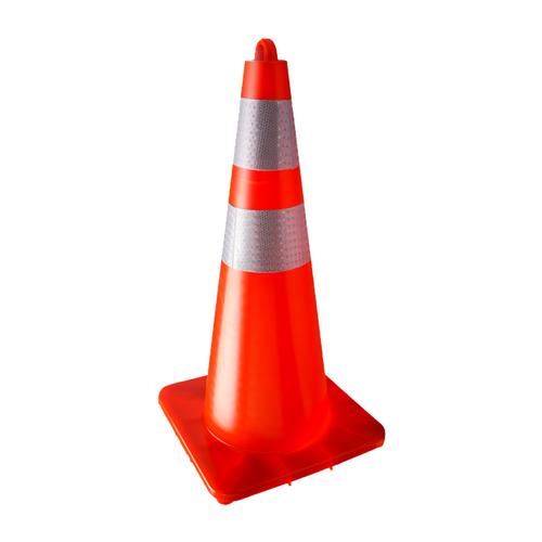 PVC Traffic Cone 70cm