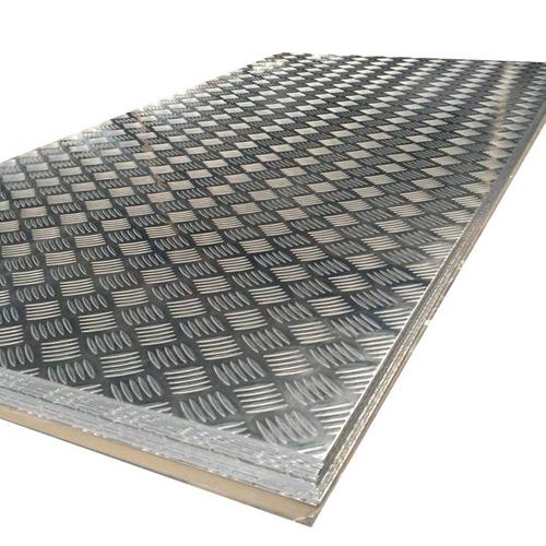 Anti-Slip Aluminium Plate 1000*2000*2mm