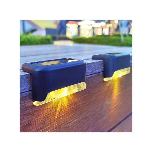 Solar Powered Stair Lights 2V