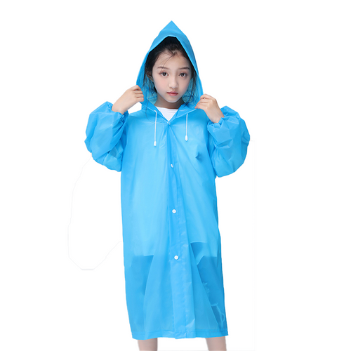 Children Raincoat (Free Size)
