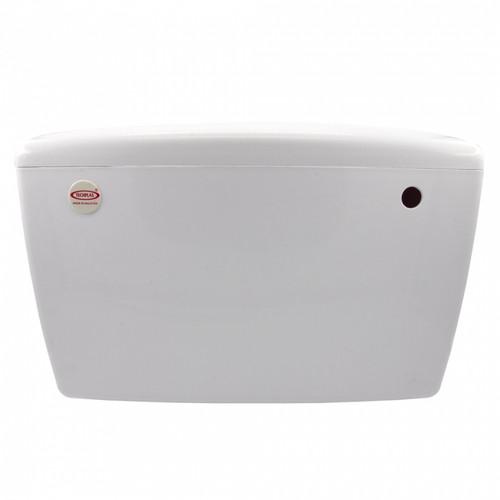 Low Level Plastic Cistern C/w Fittings